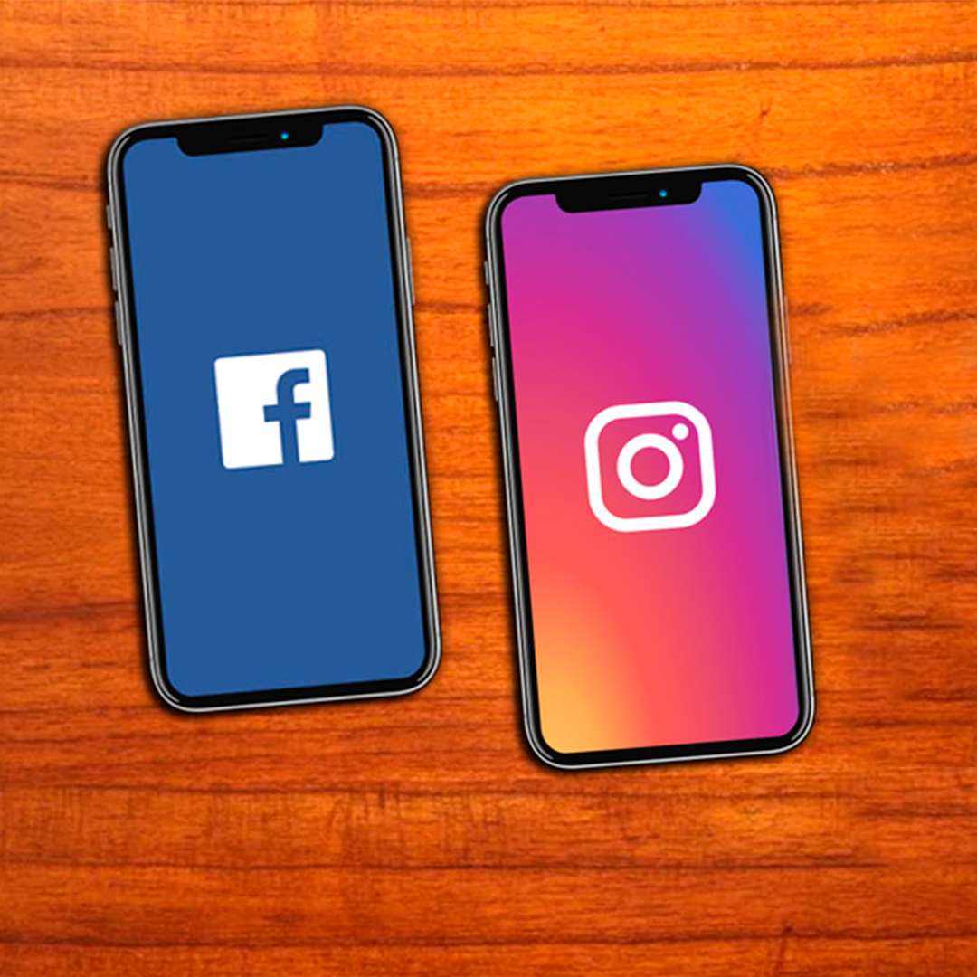 Facebook e Instagram: as novas armas do comércio